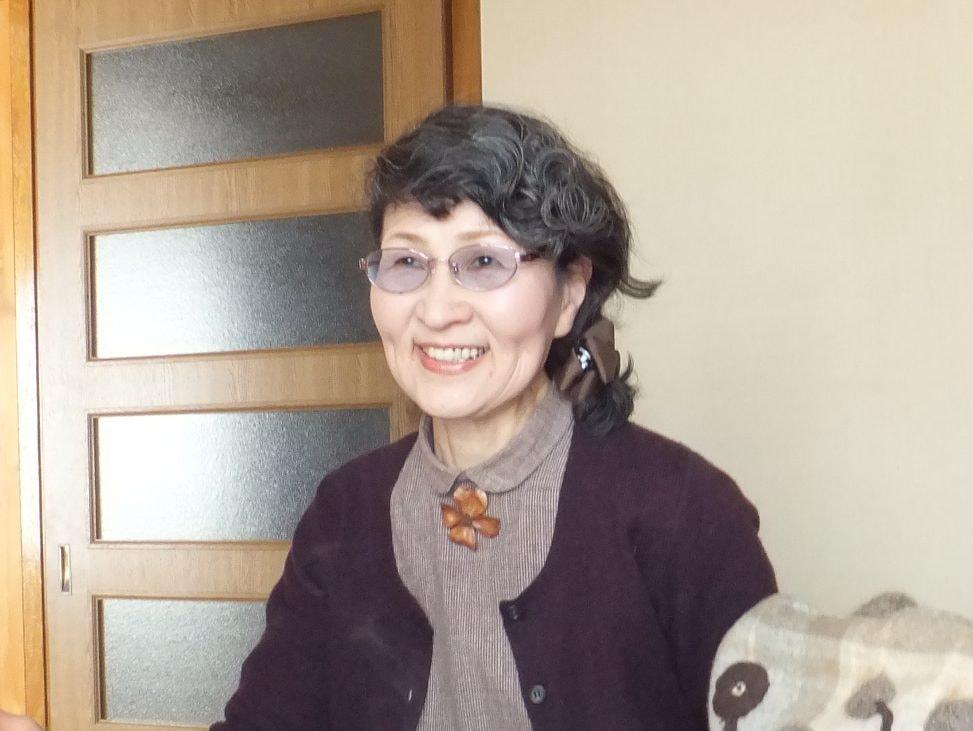 井上淳子さん