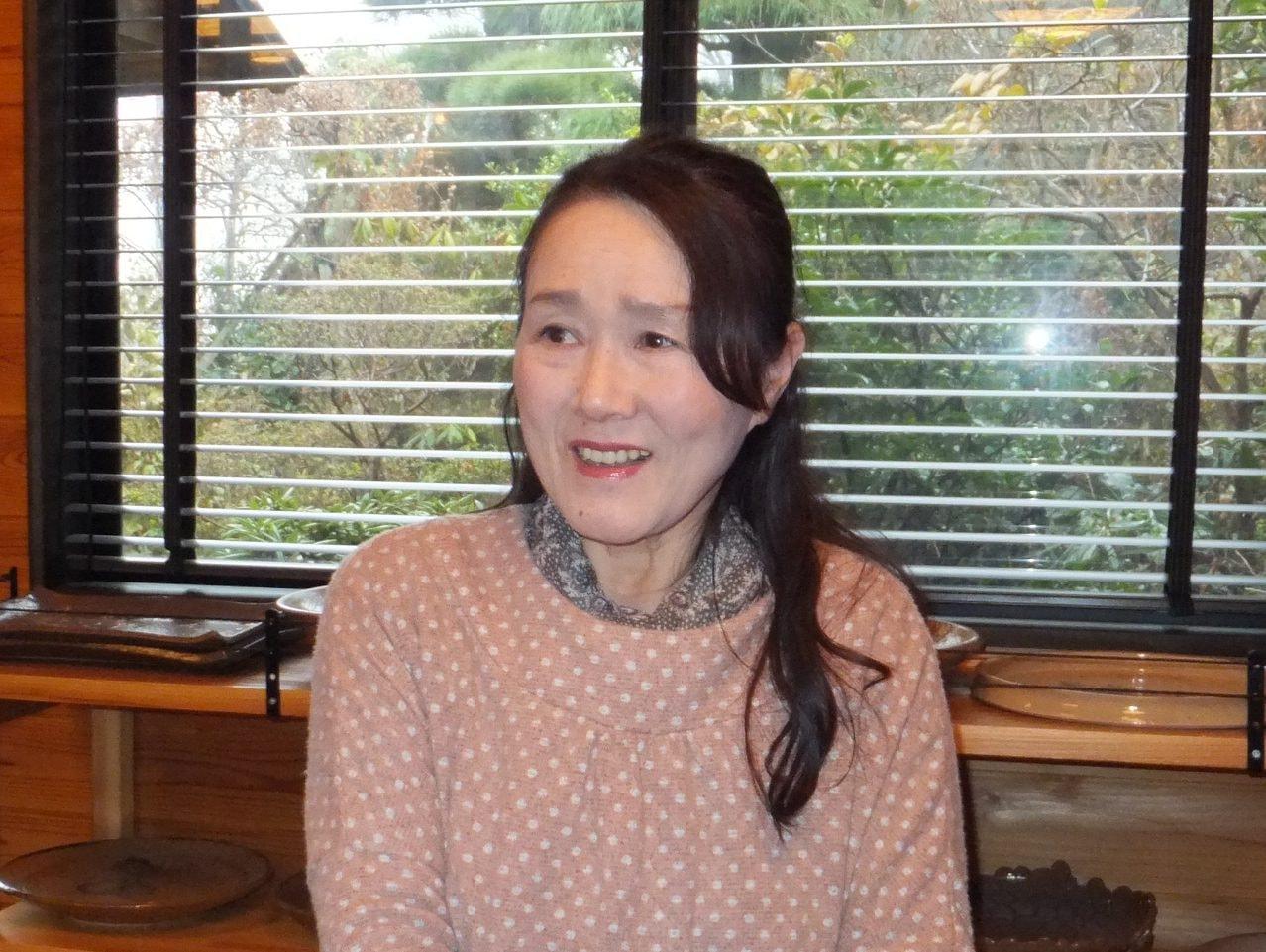 金子寿美子さん