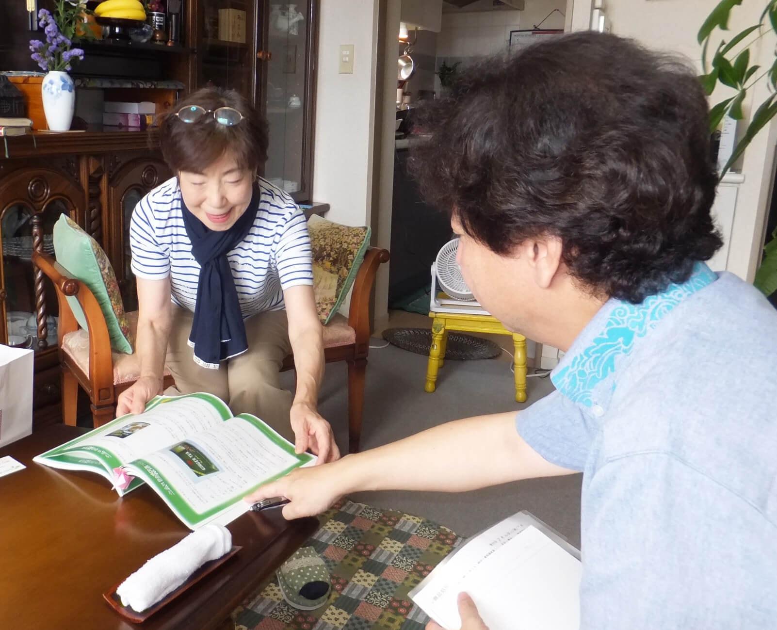 小川久子さんの体験談2