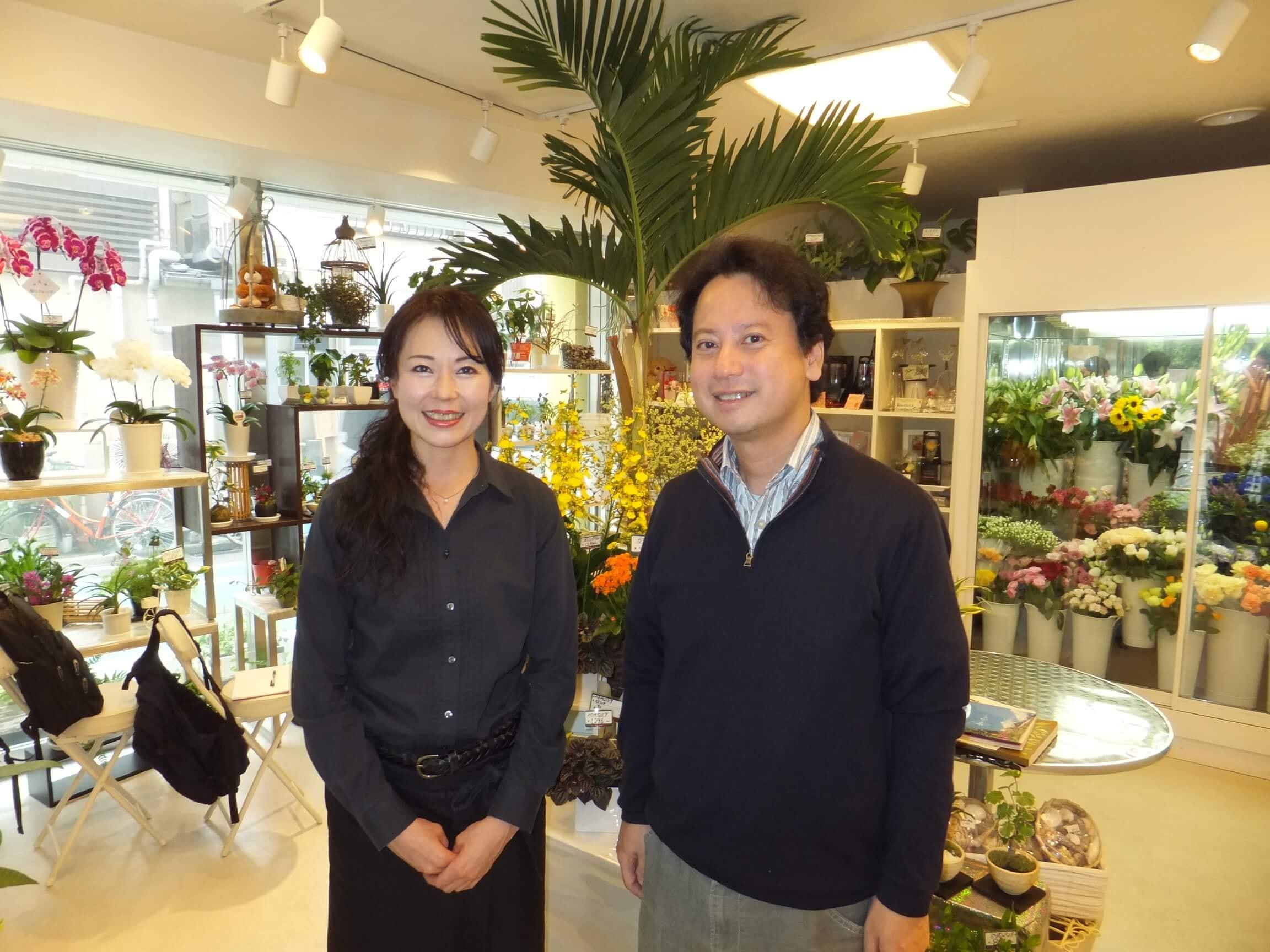 鮫島さんと柴山弘文