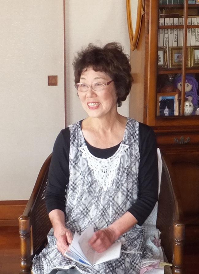 杉山瑠美子さんの体験談1