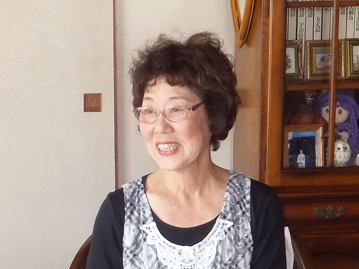 杉山瑠美子さんの体験談