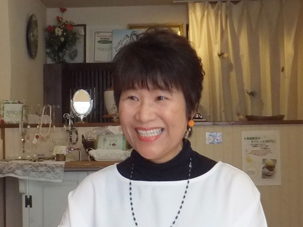 田中澄子さんの体験談