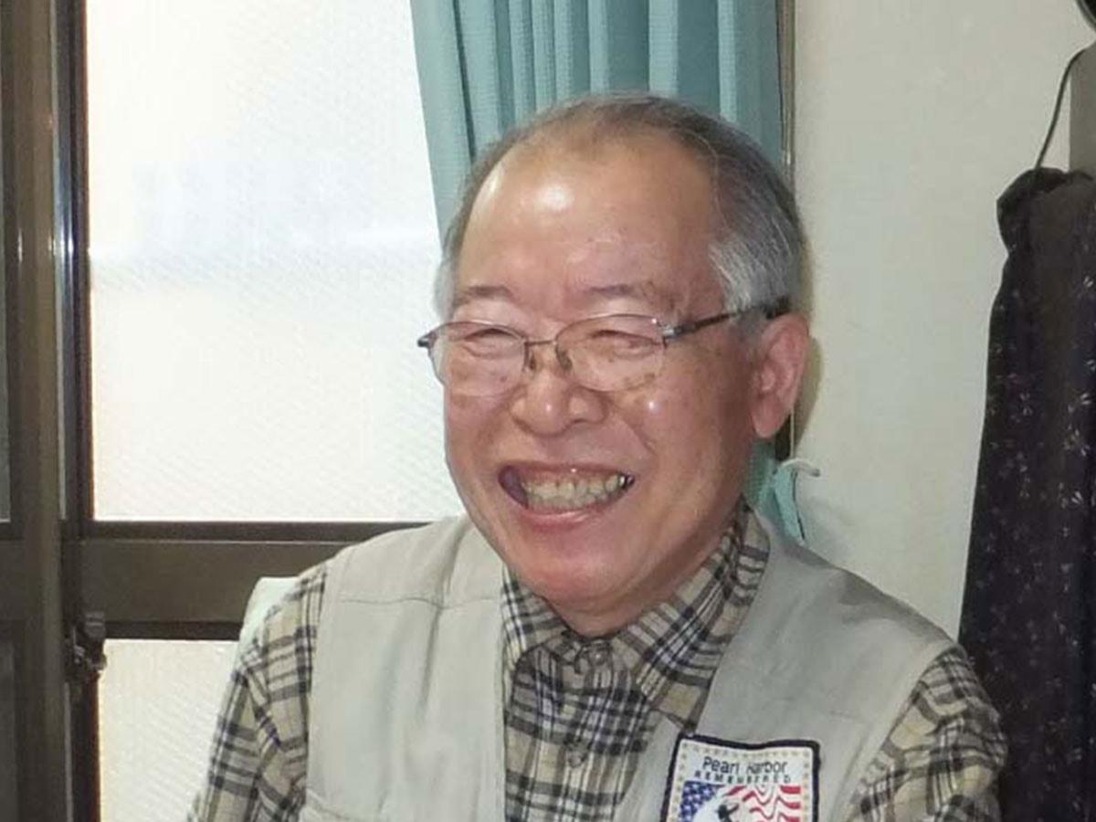 藁科信太郎さんの体験談