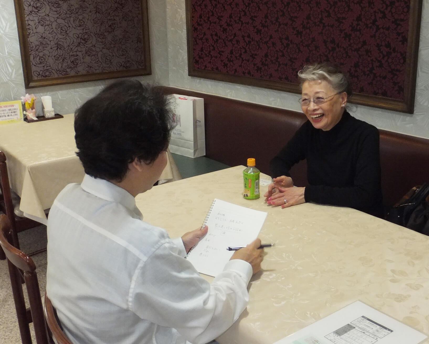山口紹子さんの体験談2