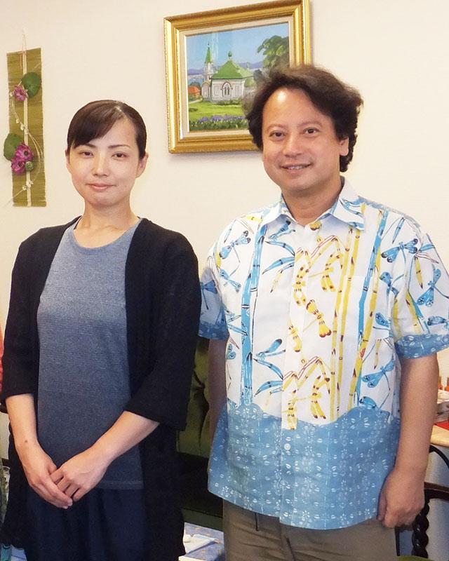 田中理恵さんの体験談
