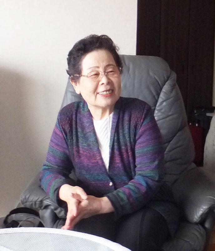 坂元桂子さんの体験談