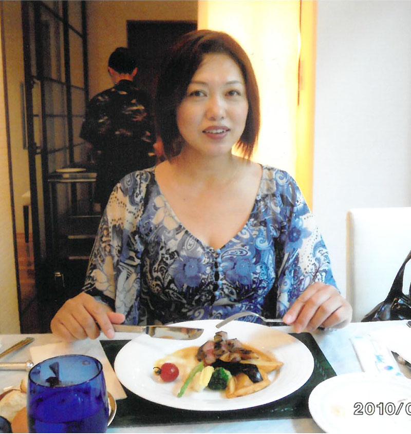 石井一恵さんの体験談
