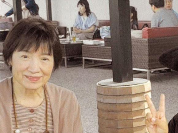 重松敏子さんの体験談